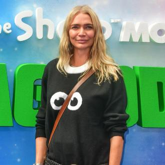 Jodie Kidd's more settled since becoming a mum