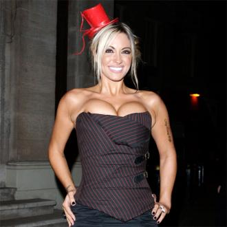Jodie Marsh Feeling Positive After Meeting Psychic