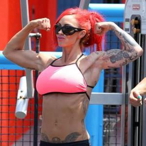 Jodie Marsh Ready To Reduce Breasts For Bodybuilding