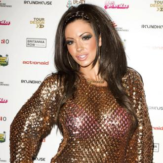 Jodie Marsh 'praying' for sick pet