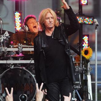 Def Leppard Plan New Album And UK Tour