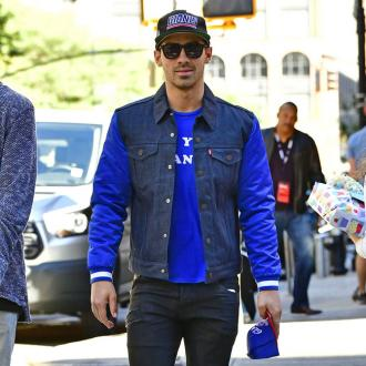 Joe Jonas Struggled To Get In Shape For The Guess Campaign