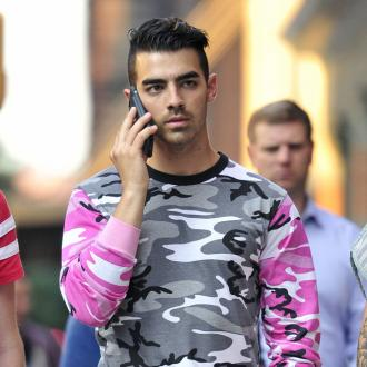 Joe Jonas contemplated quitting music