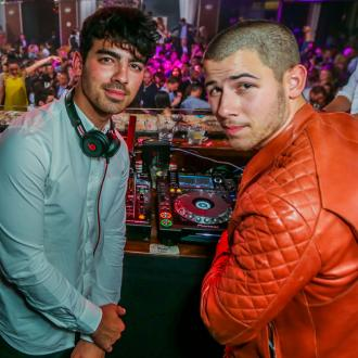 Nick Jonas: Me and Joe Jonas have a definite gym rivalry