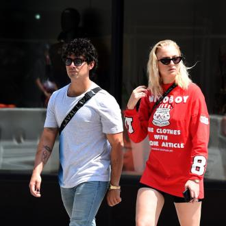 Joe Jonas and Sophie Turner wed