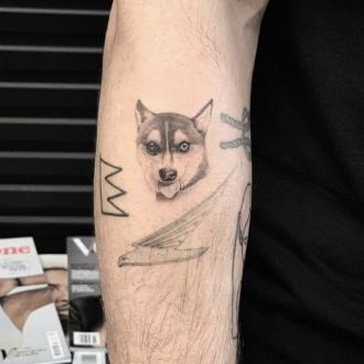 Sophie Turner and Joe Jonas get tattoos in tribute to late dog