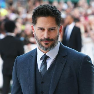 Joe Manganiello stabbed snake with an axe