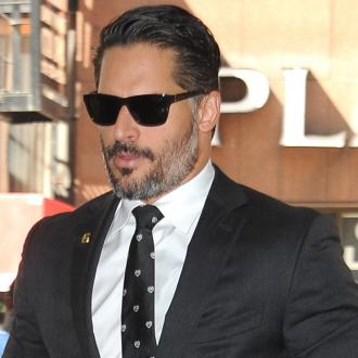 Joe Manganiello Doesn't Mind Being Objectified