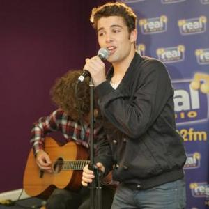 Joe Mcelderry Upset At Dappy Rant