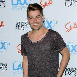 Joe McElderry's writing his own songs
