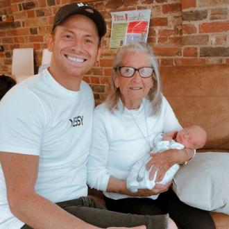Joe Swash mourns death of grandmother