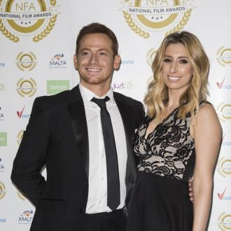 Stacey Solomon denies Joe Swash's wardrobe space