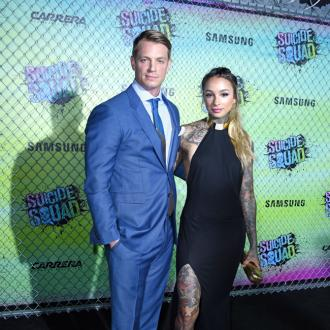Joel Kinnaman 'splits from wife'
