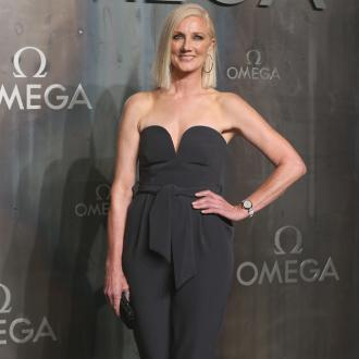 Joely Richardson helped save man's life while filming The Rook