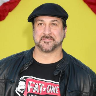 Joey Fatone teared up during Ariana Grande Coachella set