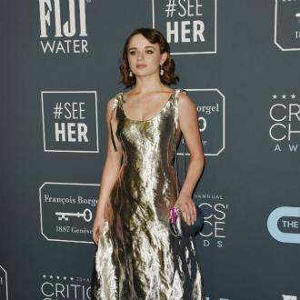 Joey King says filming plays havoc with her skin