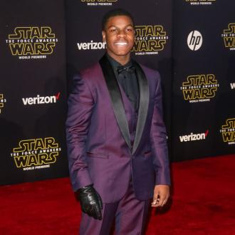 John Boyega caught Pokemon on Star Wars set