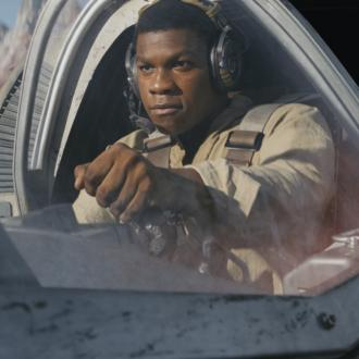John Boyega dubs Star Wars: The Last Jedi very messy