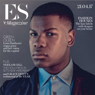 John Boyega's acting holiday