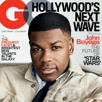 John Boyega got advice from Robert Downey Jr and Orlando Bloom