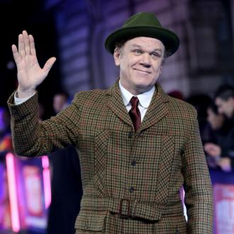 John C Reilly: I've been preparing to play Oliver Hardy my 'whole life'