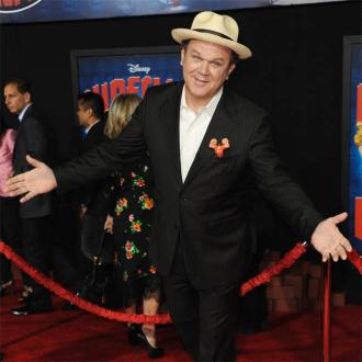 John C. Reilly thought animation was 'boring'