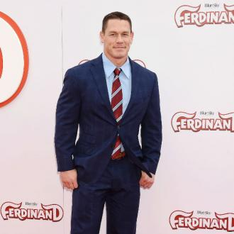 John Cena plays coy about love life