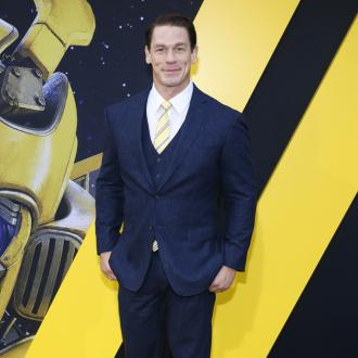 John Cena's favourite Transformer was Optimus Prime