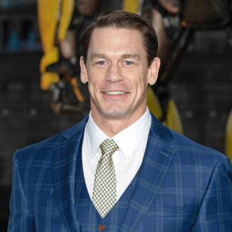 John Cena says Make-A-Wish work is 'the most awesome thing'