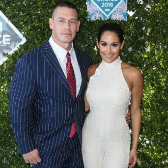 John Cena Leaving Wedding Planning To Nikki Bella