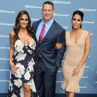 Brie Bella says sister Nikki and John Cena 'need time'