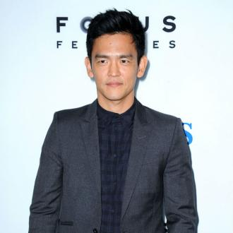 John Cho Keeps Portrait Of American Pie Co-star In His Garage