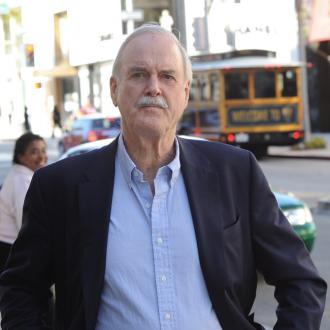 John Cleese doesn't put up with winter