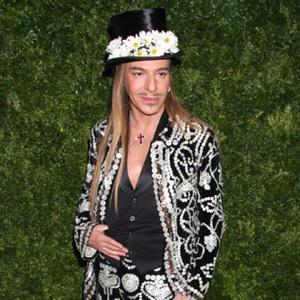 John Galliano Apologises For Behaviour