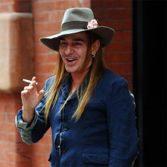 John Galliano: Creating Kate Moss' Wedding Gown Saved Me