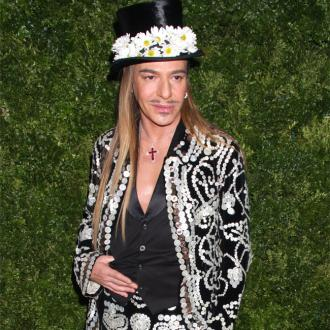 John Galliano To Design Costumes For Stephen Fry?