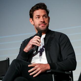 John Krasinski thought it was 'thrilling' writing films with Matt Damon