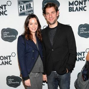 John Krasinski Admits It Was Love At First Sight With Blunt