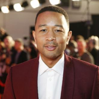 John Legend missed daughter's first words