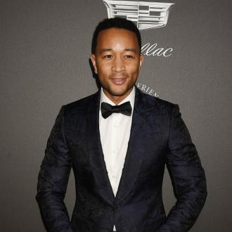 John Legend's Daughter Sees Baby Brother As 'Competition'