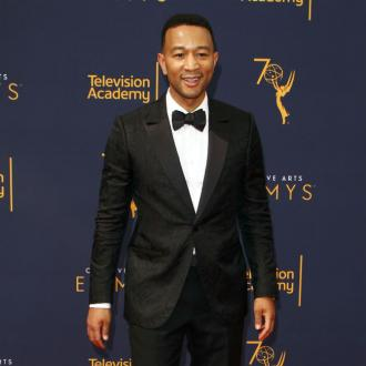 John Legend: It's stressful to read the news