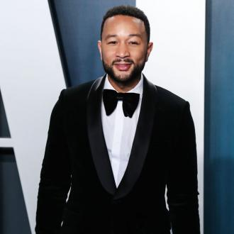 John Legend still wants to share that joy