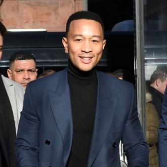 John Legend's album features a 'baby-making section'