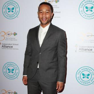 John Legend 'Always Working' With Kanye West