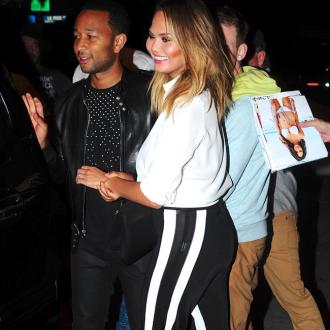 Chrissy Teigen grateful for IVF support