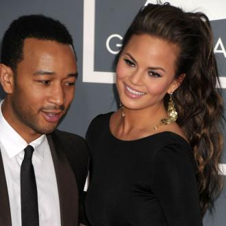 Chrissy Teigen's work out rule for John Legend