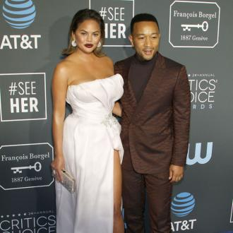 Chrissy Teigen regrets attending Critics' Choice Awards hungover