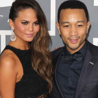 John Legend's Fiancee Jokes About Infidelity Reports