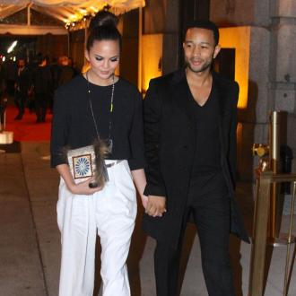 John Legend's Proposal Almost Ruined By Airport Security