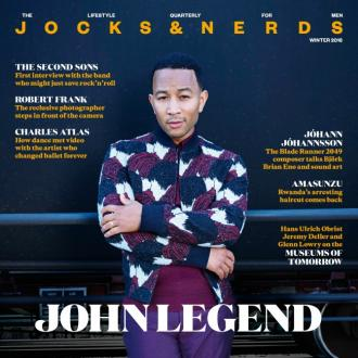 John Legend believes there's a lot of 'darkness in the world'